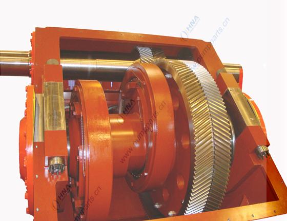 HNA 动力端配件的通用与互换