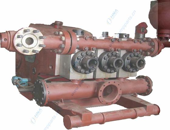 HNA 吸入/排出管汇、排出五通、JA-3剪销安全阀及组件的通用与互换