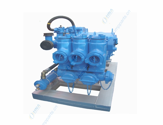 HNA 400-HT 三缸柱塞泵--用于井口作业