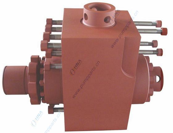I型液力端阀箱(1块式)—5000Psi 7500Psi