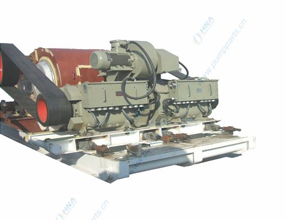 电机泵机组撬装