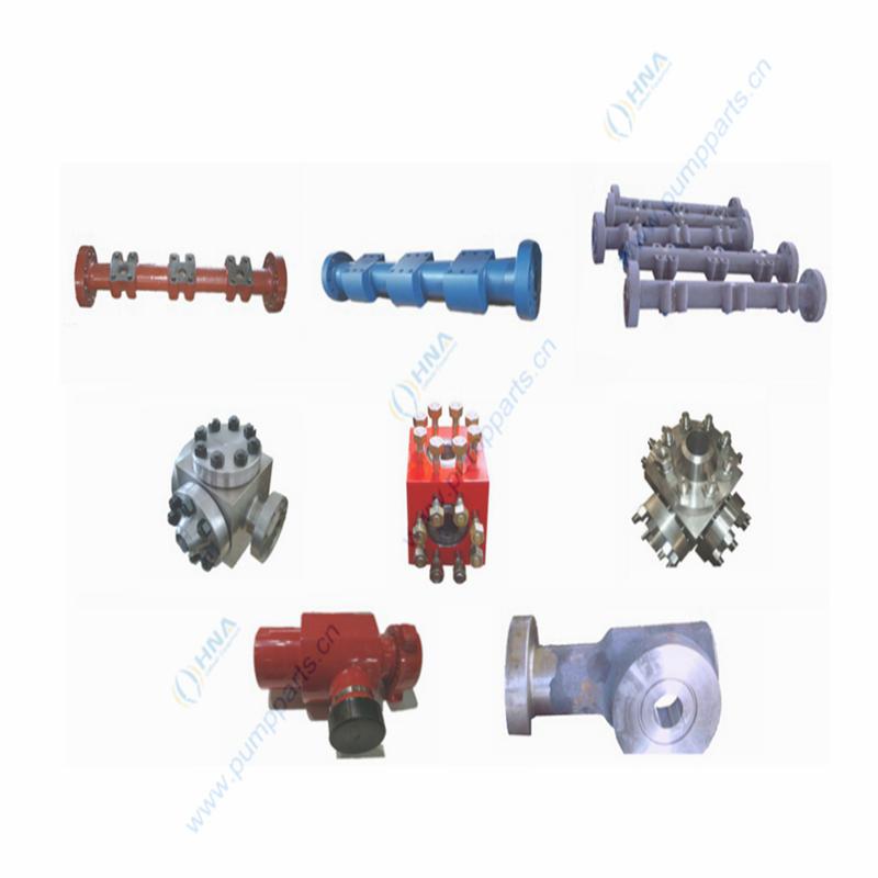 泵类锻造高压管汇