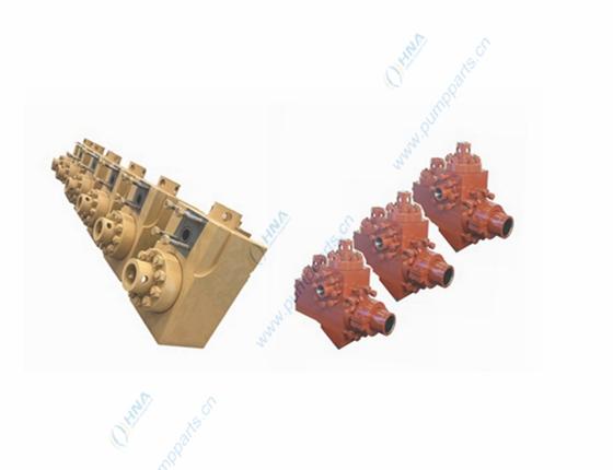 HNA 液力端阀箱产品的通用与互换