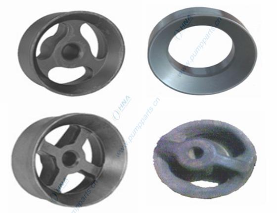 整体锻造阀座-- 通孔式,4筋式,3筋式,2筋式