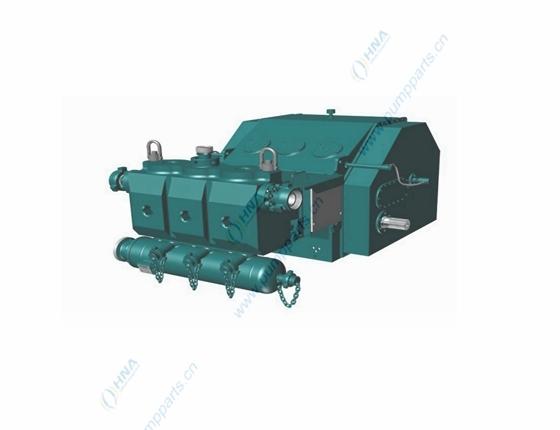HNA 2250-TWS 三缸压裂泵--用于压裂服务