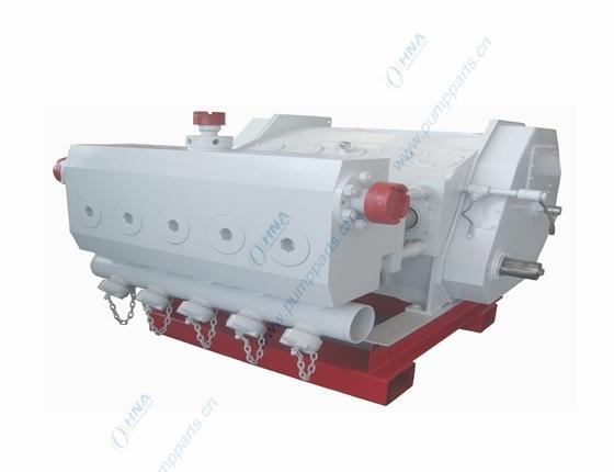 HNA 2500-QWS Classic五缸压裂泵--用于压裂服务