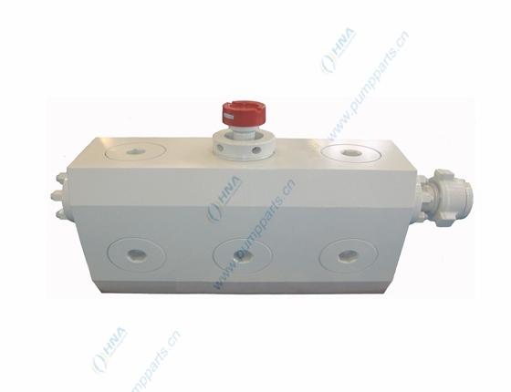 HNA 600S-TWS 柱塞泵液力端阀箱