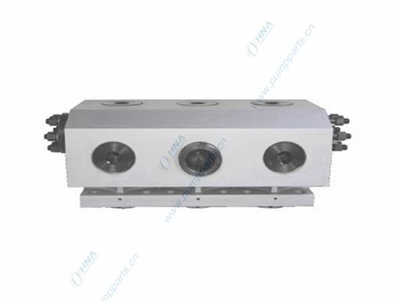 HNA 2250-TWS 压裂泵液力端阀箱