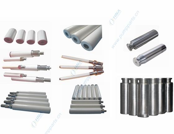 HNA 金属/陶瓷柱塞产品的通用与互换