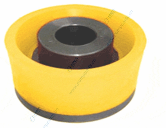 硫化一体式耐腐聚氨酯活塞 - FLex Lip Y