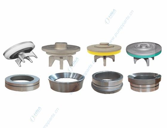 阀爪式焊接阀体,柱塞泵/压裂泵用--可更换快装式聚氨酯胶皮 -- BWR型